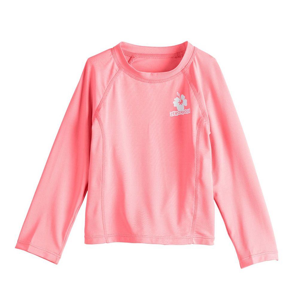 Toddler Girl ZeroXposur Sun Long sleeve Top