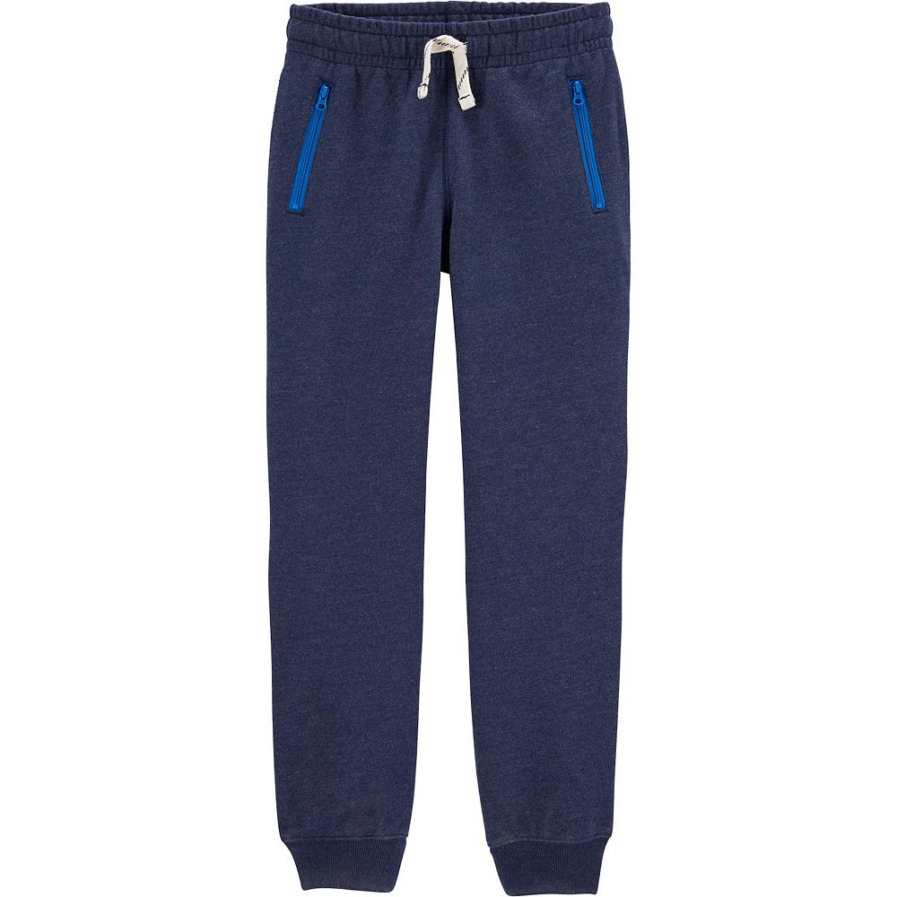 Boys 4-14 Carter's Pull-On French Terry Jogger Pants