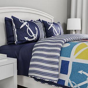Portsmouth Home Nautical Bedspread Set