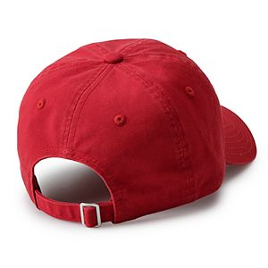 Men's American Flag Adjustable Hat