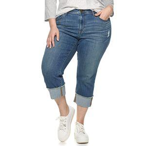 Plus Size EVRI Capri Pants