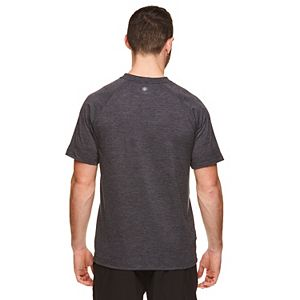 Men's Gaiam Deep Breath Henley