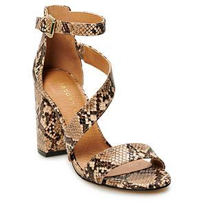 Madden Girl Hansleyy Women's Dress Sandals