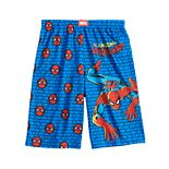 Boys 4-16 Marvel's Spider-Man Vintage Hero Sleep Shorts