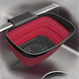 Squish Collapsible In-Sink Colander