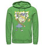Men's Nickelodeon Rugrats Angelica Simple Portrait Graphic Hoodie