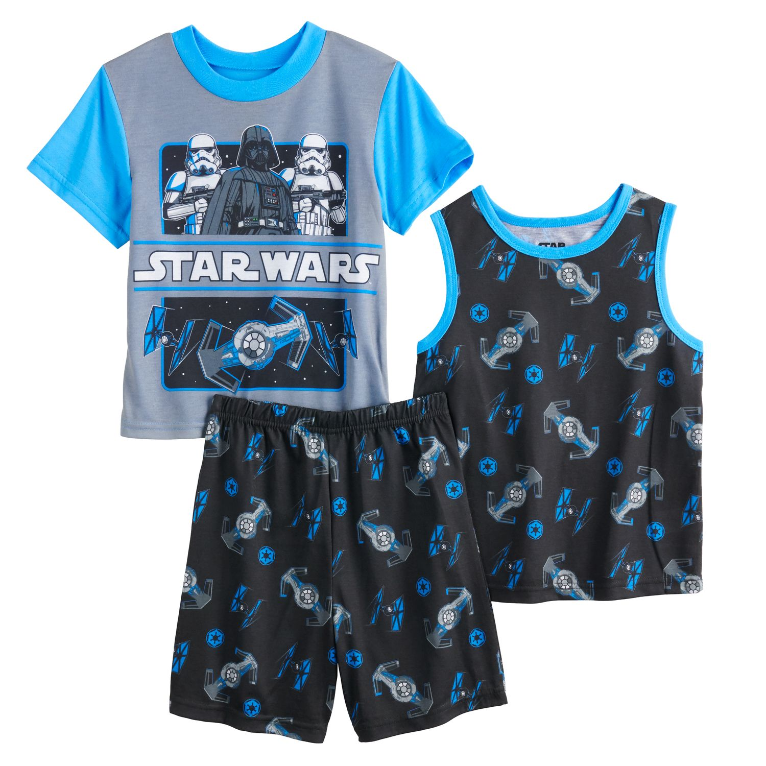Star Wars Man Short Pajamas