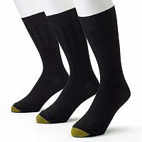 Men's GOLDTOE 3 pkMiddleton Dress Socks