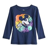 Disney's Mickey Mouse Girls 4-12 Adaptive Graphic Tee by Jumping Beans®