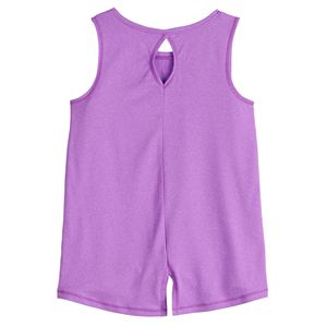 Girls 4-12 Jumping Beans® Active Keyhole-Back Tank