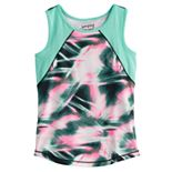 Girls 4-12 Jumping Beans® Active Colorblock Tank