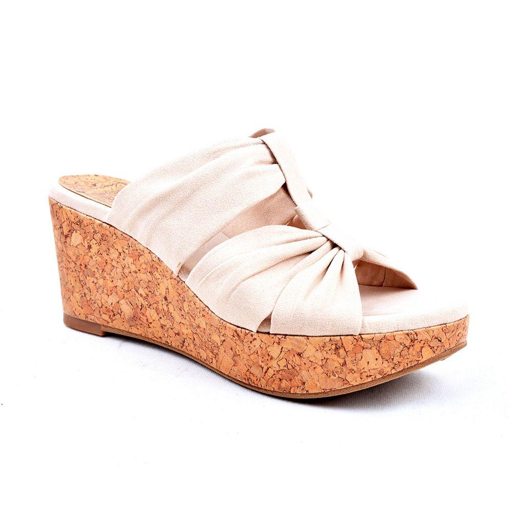 New York Transit Seeker Women's Wedge Sandals