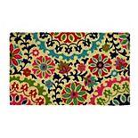 Mohawk® Home Summertime Suzani Coir Doormat