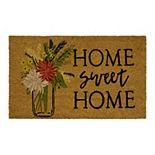 "Mohawk® Home Home Sweet Home Mason Jar Coir Doormat - 18"" x 30"""
