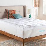 LinenspaSignature 3-in. Down-Alternative Fiber Bed Mattress Topper