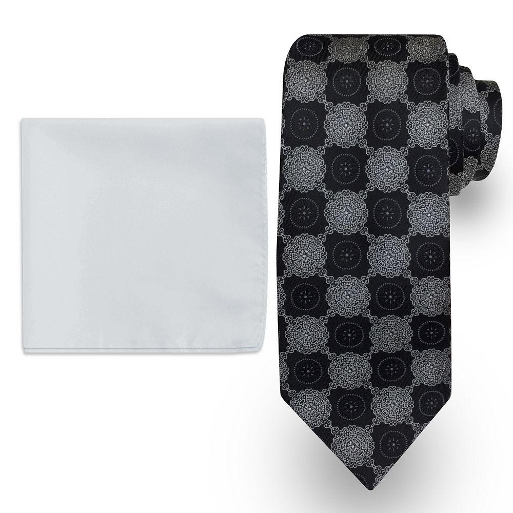 Men's Steve Harvey Celebrity Tie & Pocket Square Set