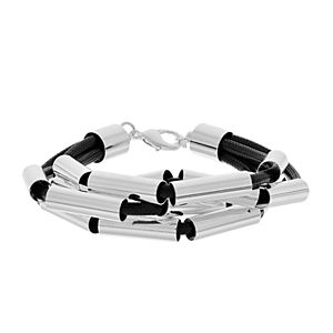 Nine West Tube Multirow Flex Bracelet