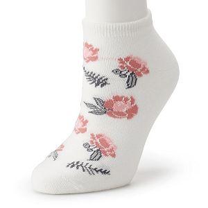 Women's Bridal No-Show Socks