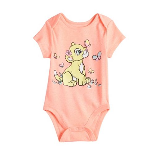 Disney's The Lion King Nala Baby Graphic Bodysuit by Jumping Beans®