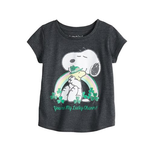 Toddler Girl Jumping Beans® Snoopy Graphic Tee