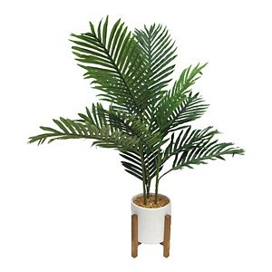 Sonoma Goods For Life® Faux Palm in Pot with Stand