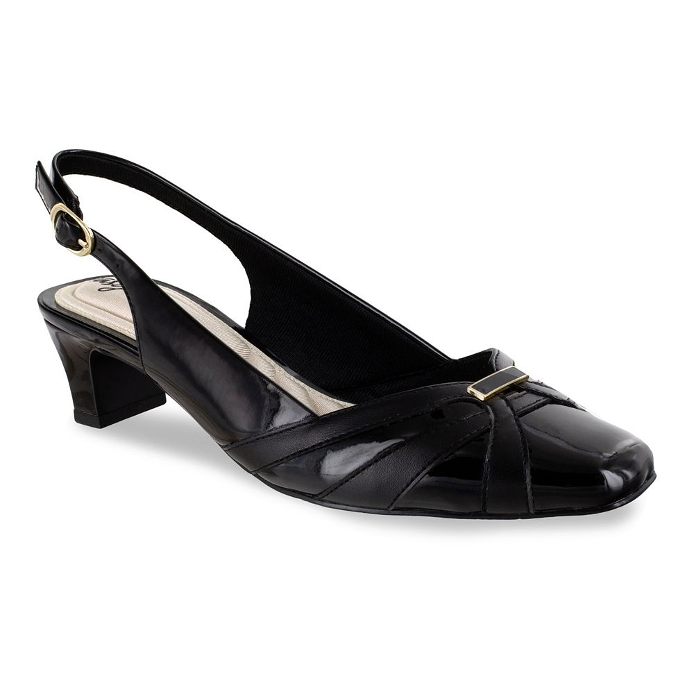 Easy Street Pilar Women's Slingback Pumps