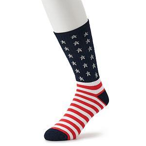 Men's Davco Novelty Crew Socks