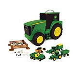 John Deere Carry Case Value Set by Tomy