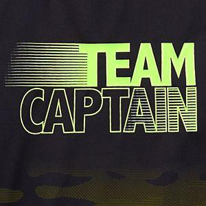 Boys 4-14 Carter's Camo Team Jersey Tee