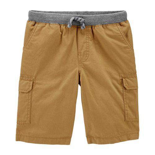 Grey Carters Little Boys Active Mesh Shorts 4-5 Kids
