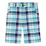 Boys 4-14 Carter's Flat-Front Shorts