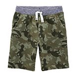 Boys 4-14 Carter's Pull-On French Terry Shorts
