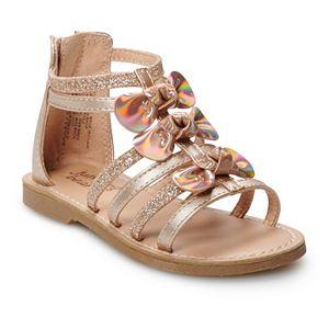 Jumping Beans® Bow Toddler Girls' Gladiator Sandals