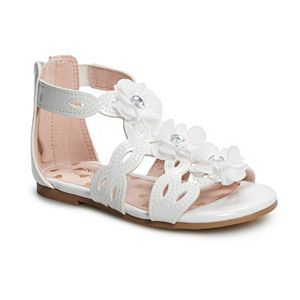 Jumping Beans Extravagant Toddler Girls' Gladiator Sandals