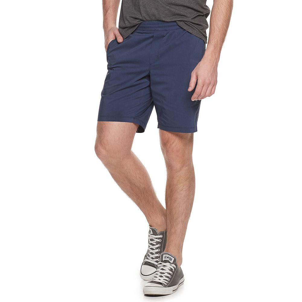Men's Hollywood Jeans Ultimate Mini Houndstooth Printed Shorts