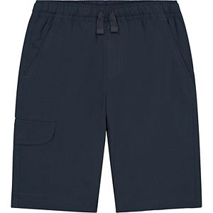 Boys 4-20 Chaps Husky Pull-On Uniform Cargo Shorts