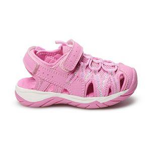 Jumping Beans Shimmery Toddler Girls' Fisherman Sandals