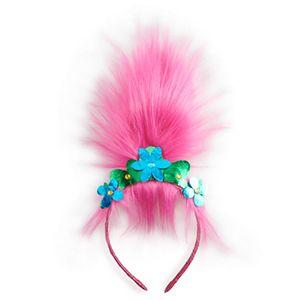 DreamWorks Trolls World Tour Faux Hair Headband