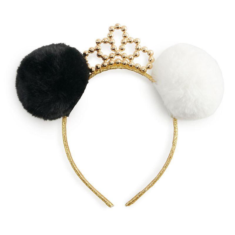 L.O.L. Surprise! Crown Headband with Faux Fur Pom Pom