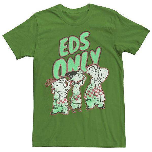 Men's Ed, Edd & Eddy Eds Only Portrait Tee