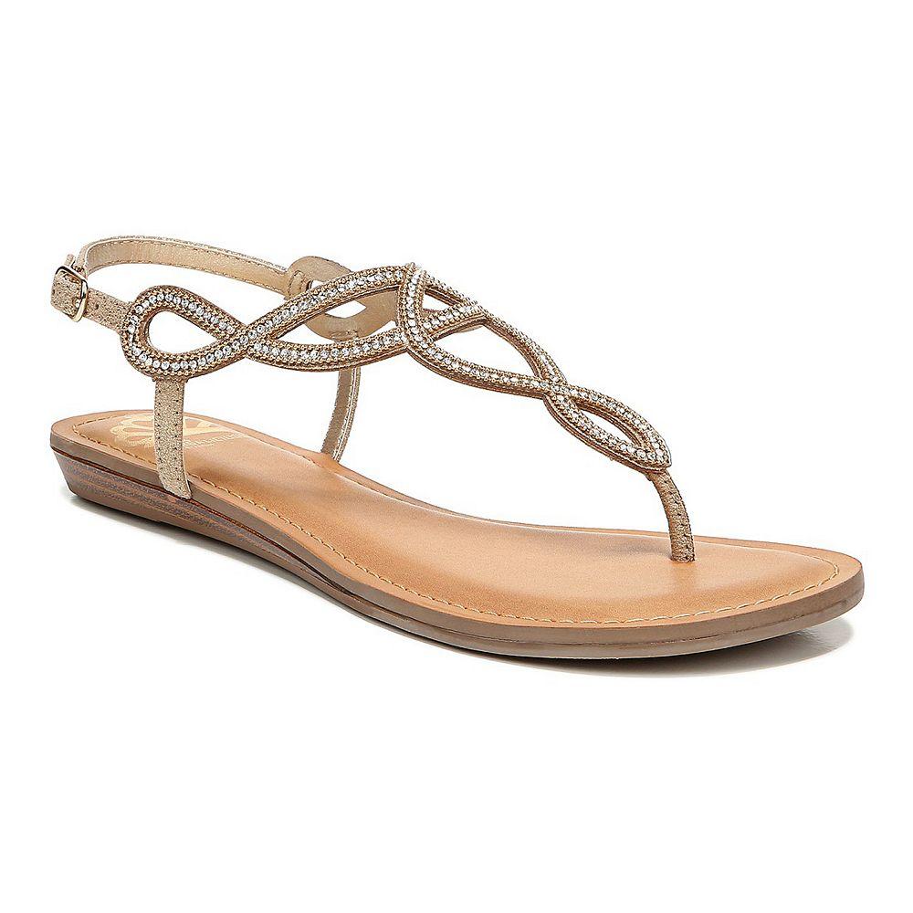 Fergalicious Skylar Women's T-Strap Sandals