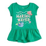 Disney / Pixar Finding Nemo Baby Girl Peplum Top by Jumping Beans®