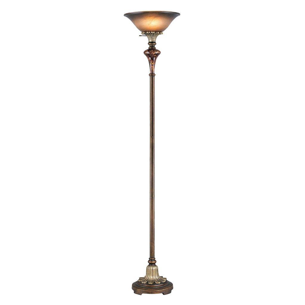 Savoir Faire Torchiere Lamp