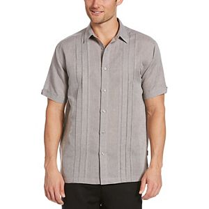 Men's Cubavera Crossdye Multi Tuck Shirt
