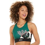 Women's adidas Farm Print Sports Bra