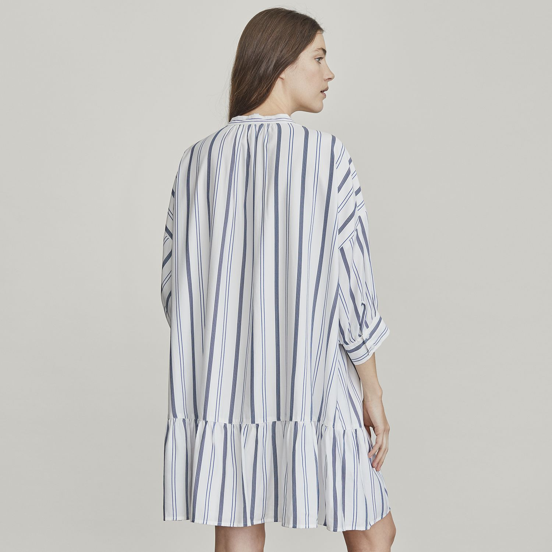 Women's Elizabeth and James Button-Front Tunic Dress