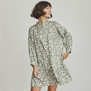 Women's Elizabeth and James Button-Front Tunic Dress