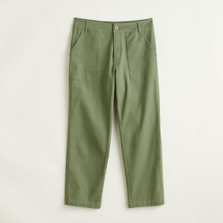 Women's Elizabeth and James Patch Pocket Utility Pants