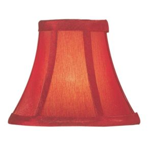 Silk Candelabra Lamp Shade