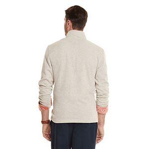 Men's IZOD Premium Essentials Classic-Fit Sweater Fleece Quarter-Zip Pullover